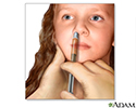 Nasal spray flu vaccine