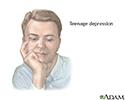 Teenage depression