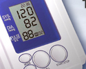 Tracking your blood pressure at home